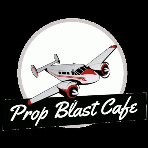 Prop Blast Cafe